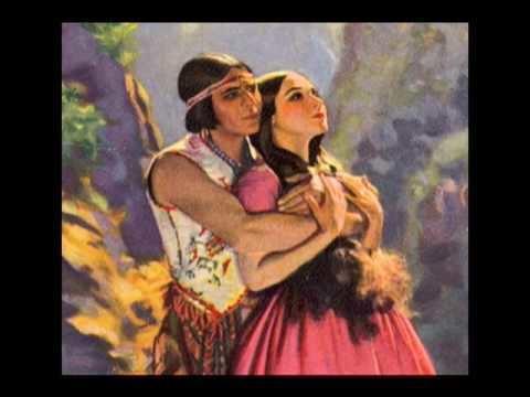 Ramona (1928 film) Ramona Gene Austin 1928 Dolores del Rio YouTube
