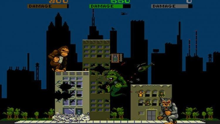 Rampage Video Game Alchetron The Free Social Encyclopedia