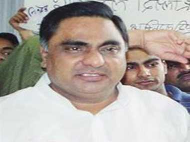 Ramvir Singh Bidhuri Ramvir singh Bidhuri may left BJP he will join congress 12109964