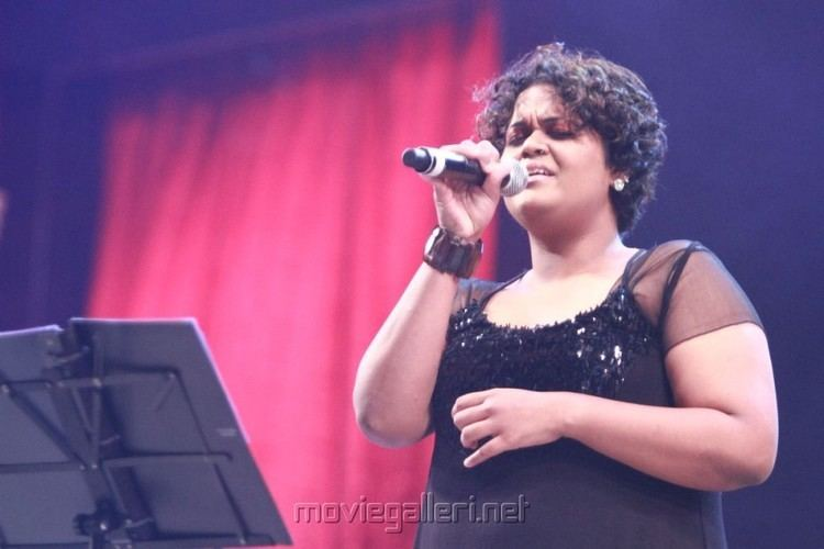 Ramya NSK Picture 296450 Singer Ramya NSK at Neethane En