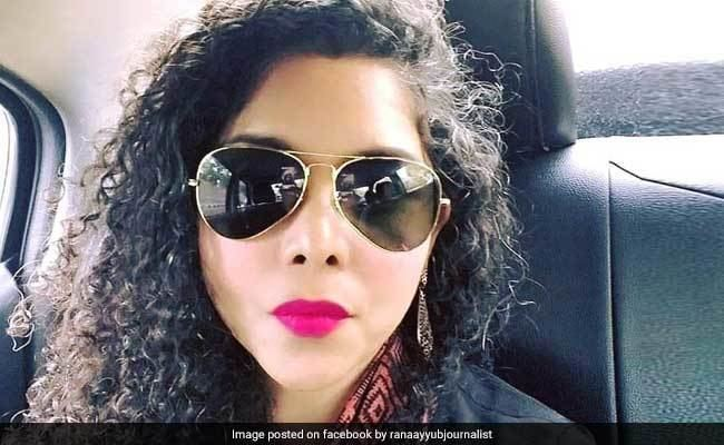 Rana Ayyub Expat Who Trolled Journalist Rana Ayyub To Be Deported From UAE