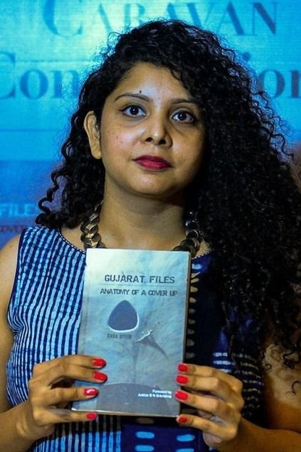Rana Ayyub On the trail of the real culprits Frontline