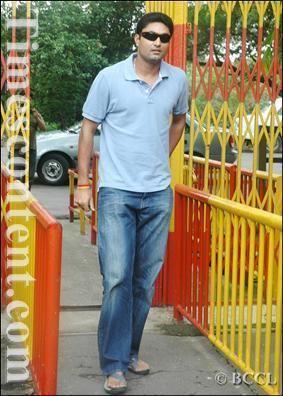 Ranadeb Bose Ranadeb Bose Sports Photo Cricketer Ranadeb Bose seen at