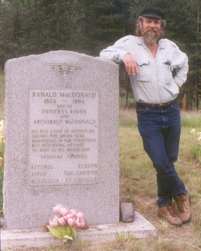 Ranald MacDonald Getting a handle on Ranald BC Booklook