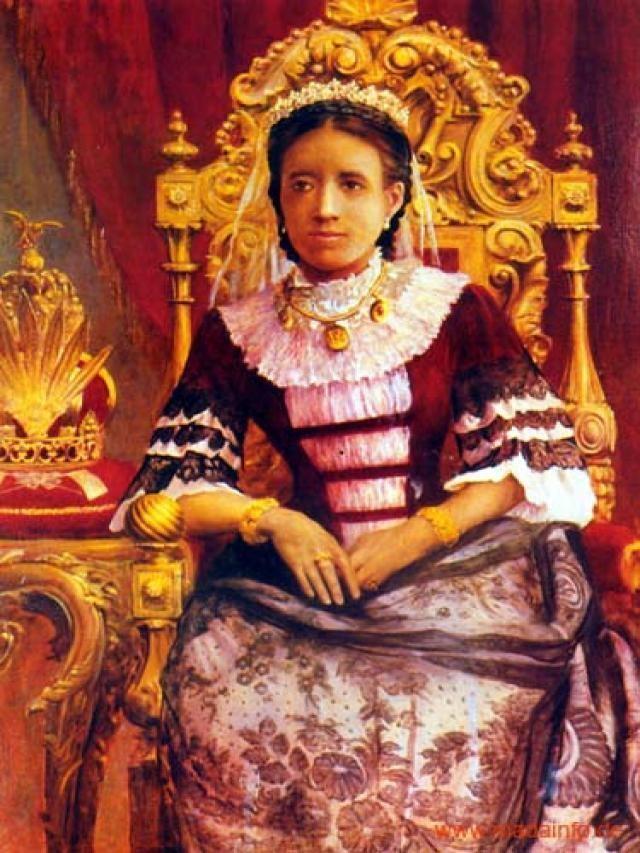 Ranavalona I queenjpg