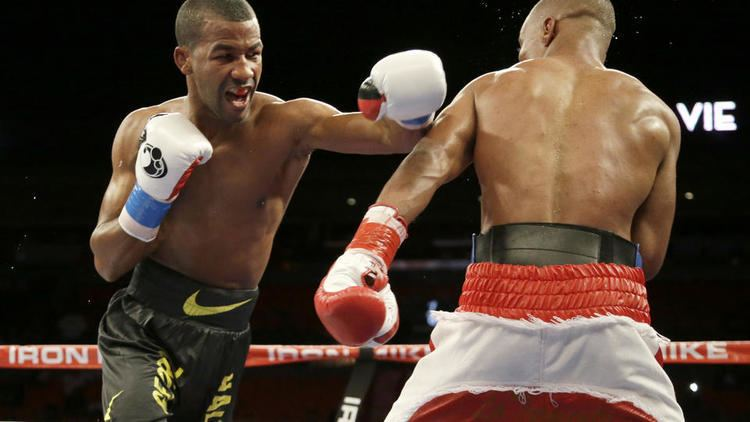 Rances Barthelemy Rances Barthelemy In search of support from home