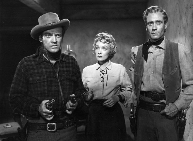 Rancho Notorious Rancho Notorious 1952 50 Westerns From The 50s