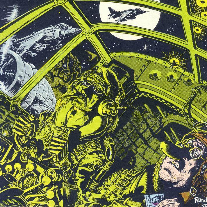 Rand Holmes Rand Holmes Lambiek Comiclopedia