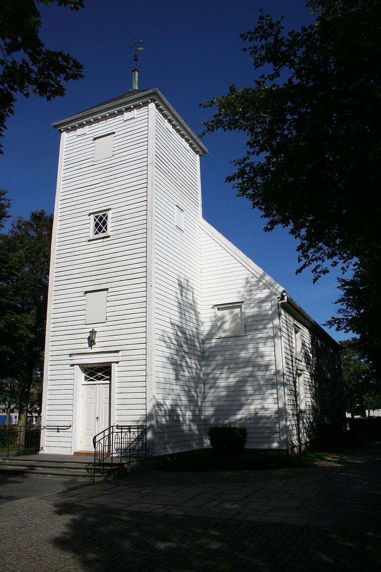 Randaberg Church