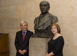Randal Cremer Commemoration of Sir William Randal Cremer Nobel Peace Prize winner