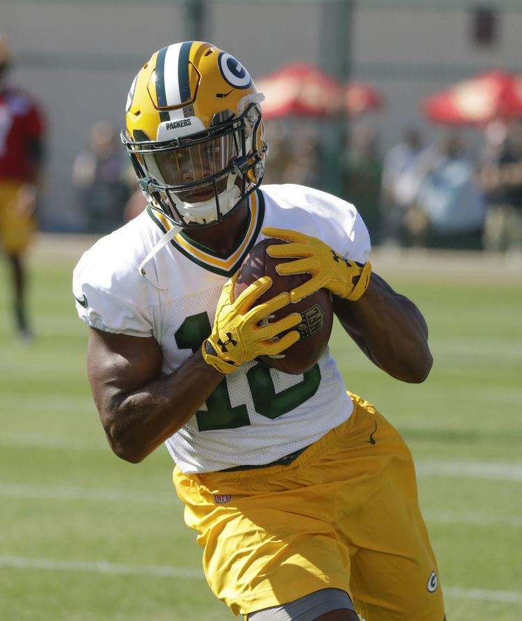 Randall Cobb (American football) Packers Healthy again wide receiver Randall Cobb also wants to be