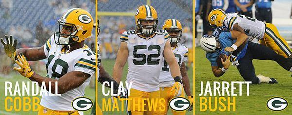 Randall Cobb (American football) Green Bay Packers Official Blog randall cobb