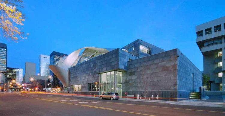 Randall Stout Art Gallery of Alberta Building Randall Stout Architects Arch2Ocom