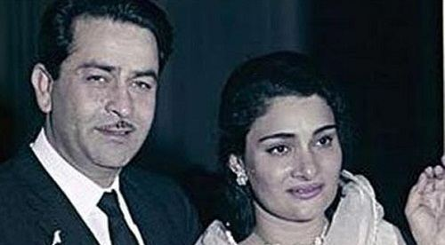 Randhir Kapoor Randhir Kapoor family photos Celebrity family wiki