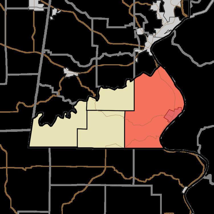 Randolph Township, Ohio County, Indiana