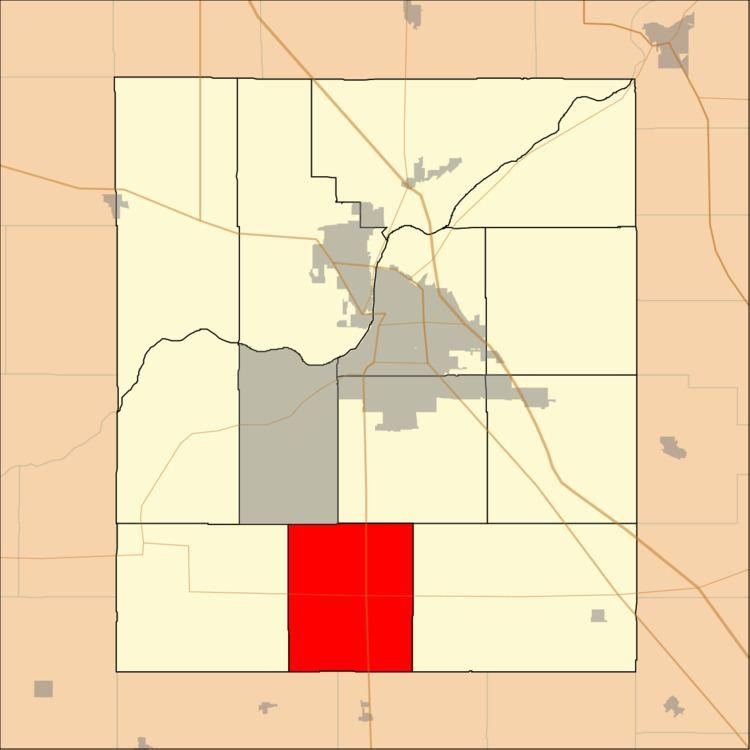 Randolph Township, Tippecanoe County, Indiana