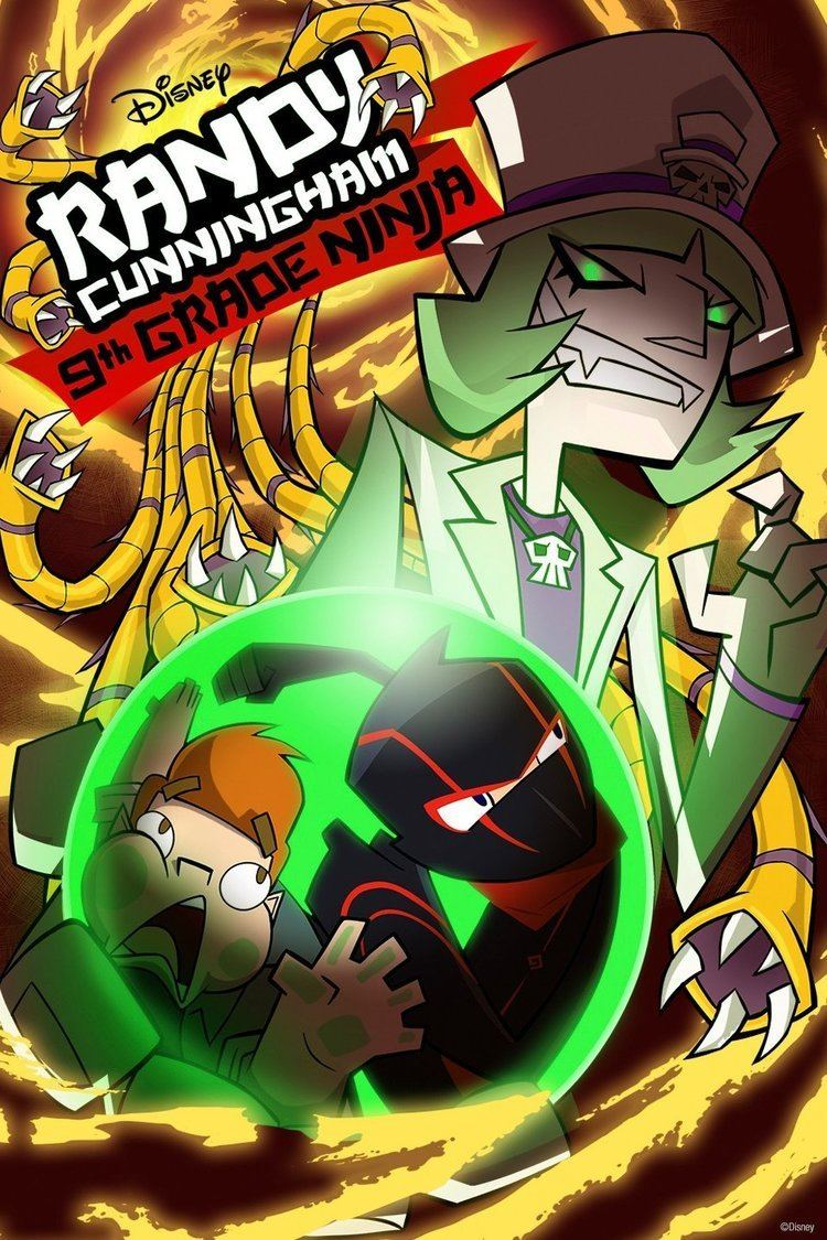 Randy Cunningham: 9th Grade Ninja wwwgstaticcomtvthumbtvbanners9158079p915807