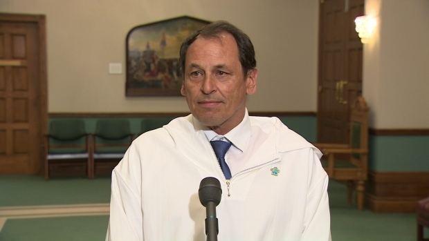 Randy Edmunds (politician) Labrador MHA Randy Edmunds says residential school settlement will