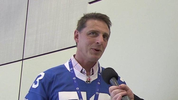 Randy Fabi Randy Fabi retired CFL Player interviewed by Reginalds Show YouTube