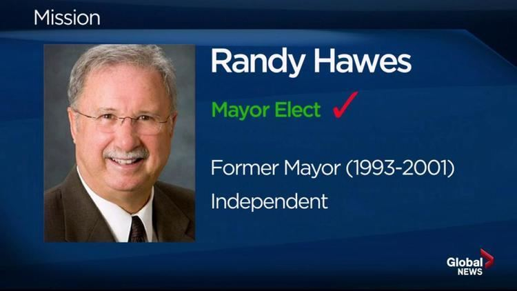 Randy Hawes BC Civic Election Randy Hawes wins in Mission Watch News Videos