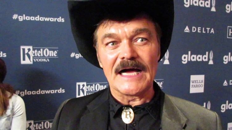 Randy Jones (singer) Randy Jones the original cowboy from the Village People at The GLAAD