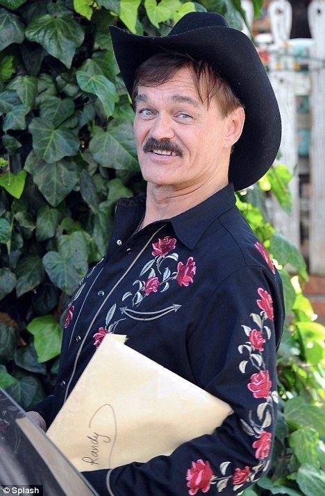 Randy Jones (singer) Village People star Randy Jones is still a cowboy as he