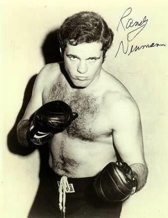 Randy Neumann RANDY NEUMANN New Jersey Boxing Hall of Fame