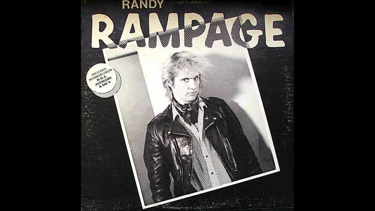 Randy Rampage Randy Rampage The Last Song 1982 YouTube