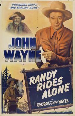 Randy Rides Alone Randy Rides Alone Wikipedia