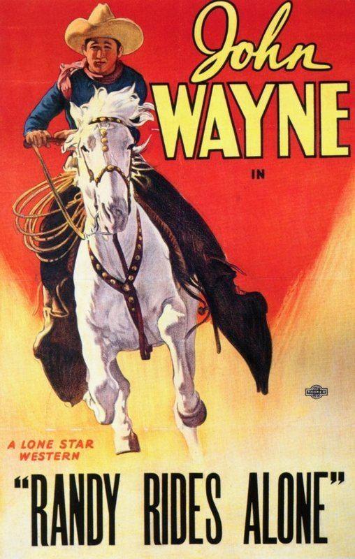 Randy Rides Alone Randy Rides Alone 1934