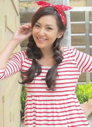 Ranee Campen Bella Ranee Campen We Heart It asian outfit and bella
