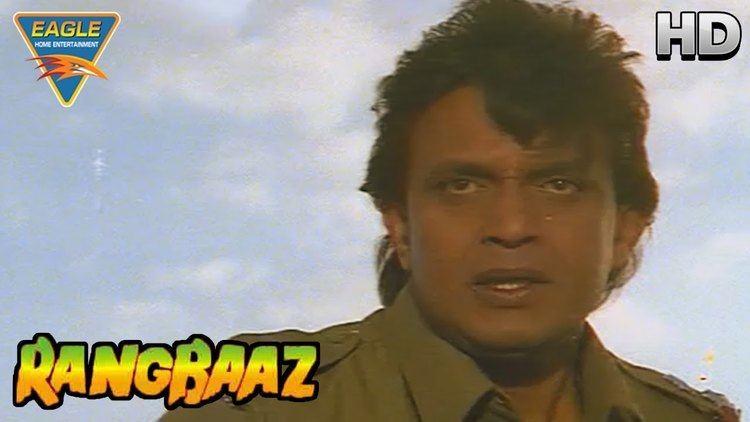 Rangbaaz Movie Mithun Chakraborty Save Family Mithun