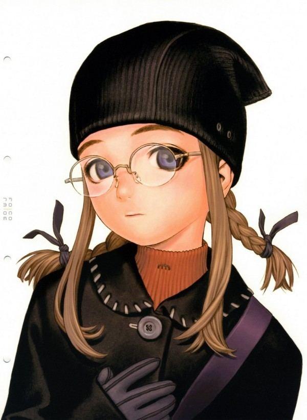 Range Murata Beautiful Girls by Range MurataOrigami Cupcake Katie