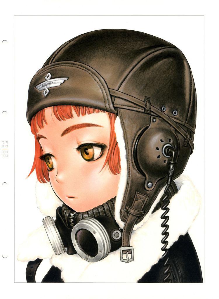 Range Murata Range Murata Last Exile Zerochan Anime Image Board