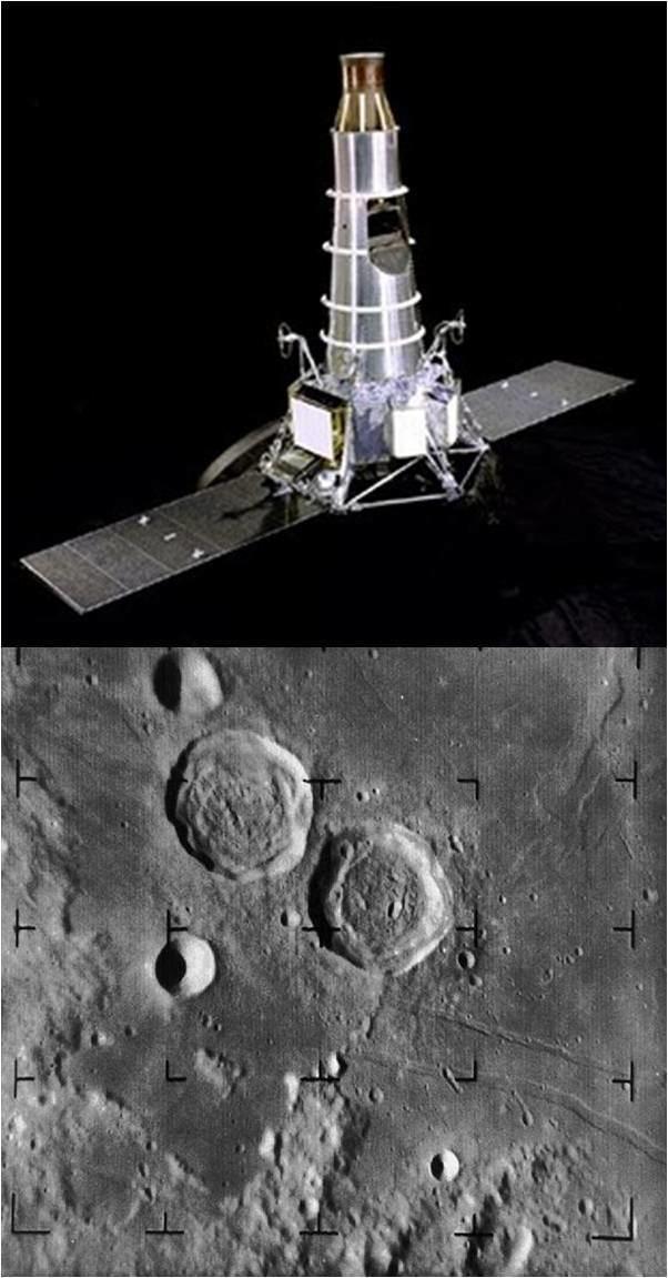 nasa ranger spacecrafts - 602×1151