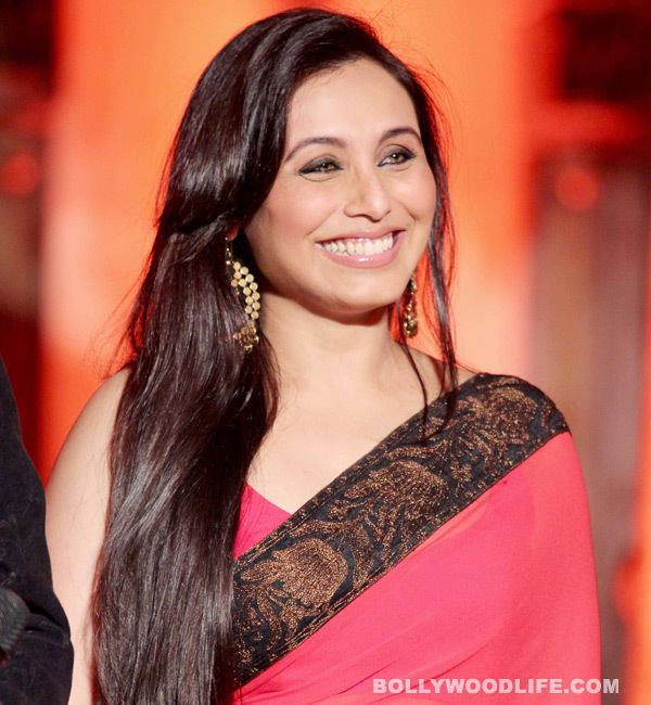 Rani Mukerji Rani Mukerji I want to have babies Bollywood News