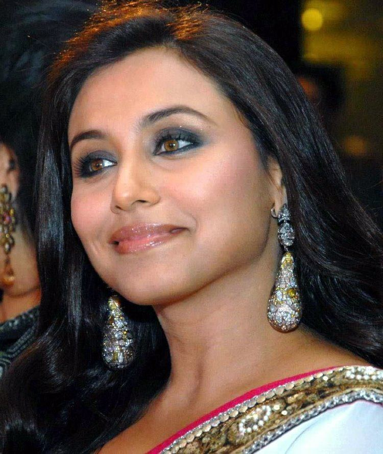 Rani Mukerji List of awards and nominations received by Rani Mukerji