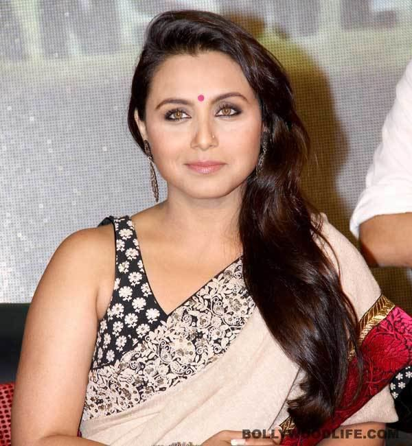 Rani Mukerji Rani Mukerji tightens security at bungalow Bollywood
