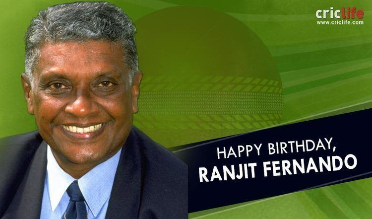 Ranjit Fernando 14 interesting facts about the former Sri Lankan