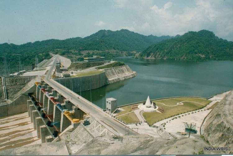 Ranjit Sagar Dam indiawrisnrscgovinwrpinfoimages339Ranjit