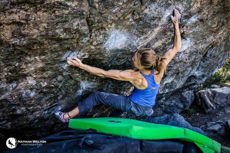 Rannveig Aamodt Rock climbing blog RANNVEIG AAMODT Speaker climber model author