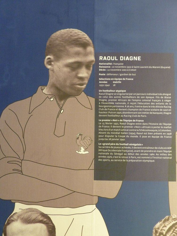 Raoul Diagne Entre to Black Paris A Few Good Black Men