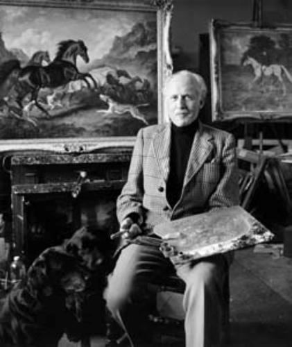 Raoul Millais Raoul Millais grandson of Sir John Millais Westcote Manor Kingham