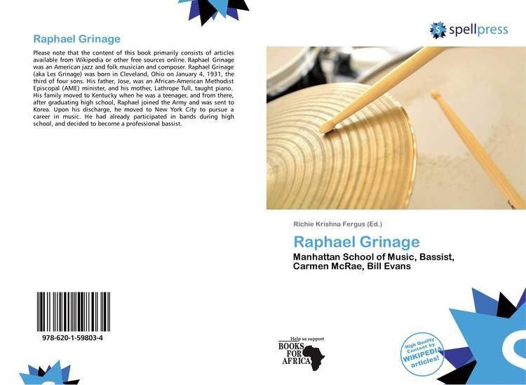Raphael Grinage Raphael Grinage 9786201598034 6201598030 9786201598034