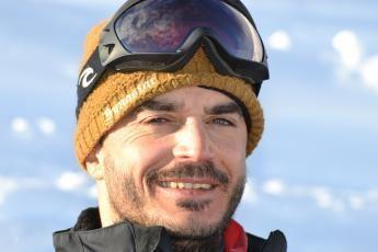 Raphaël Burtin BE Ski Team Raphal Burtin un entraneur expriment