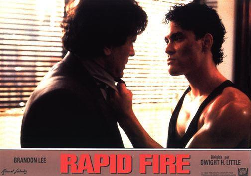 Rapid Fire (1992 film) Rapid Fire 1992 film Alchetron The Free Social Encyclopedia