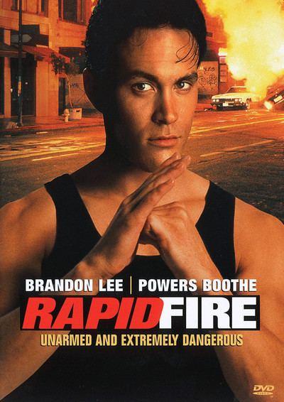 Rapid Fire (1992 film) Rapid Fire Movie Review Film Summary 1992 Roger Ebert