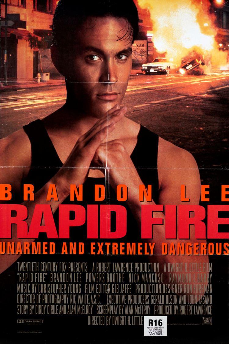 Rapid Fire (1992 film) wwwgstaticcomtvthumbmovieposters14166p14166