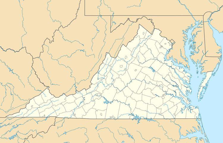 Rapidan Dam Canal of the Rappahannock Navigation