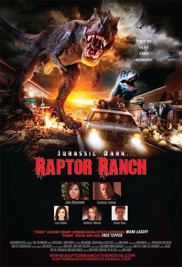 Raptor Ranch Raptor RanchThe Dinosaur Experiment 2013